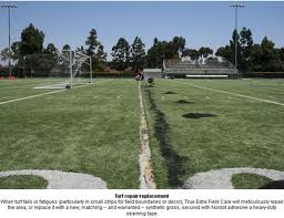 Turf Seam Repair