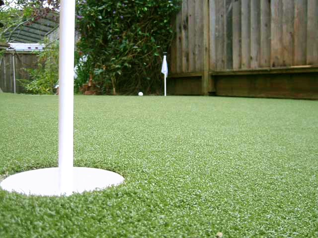 Synthetic Putting Green